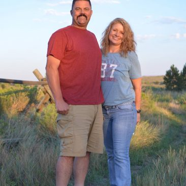 pastor david norton and wife Lisa Norton